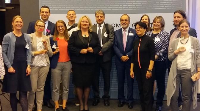 Predstavnici provoditelja Programa za civilno društvo